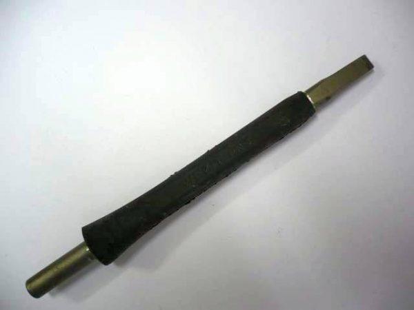 Sekáč Wezit s gumovým tlmičom - 6 mm