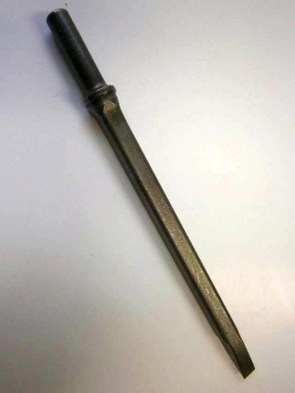 Sekáče do pneumatického kladiva, 10,2 x 36mm, 8 mm, Wezit