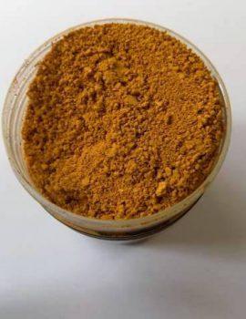 Pigment Kremer, 75 g, Oker žltý svetlý