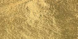 Lístkové zlato 23 3/4 karátové, dvojité, ušľachtilé, extra hrubé, nepodlepené, 8 x 8cm