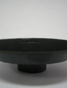 Príruba na brúsne dia kotúče, priem.100mm, M14, BAKELIT, suchý zips