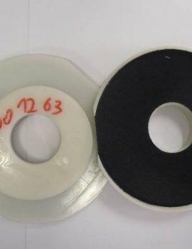 Príruba na brúsne dia kotúče, priem.120mm, ŠNEK PVC