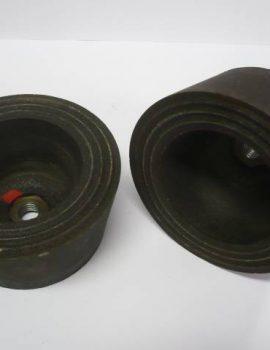 Brúsny kotúč - tanierový SIC (karborundový), zrn.60