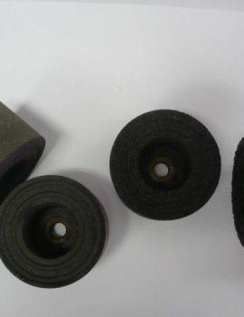 Brúsny kotúč - valcový SIC (karborundový), zrn.60