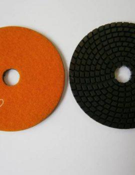 Brúsne dia flex kotúče - suchý zips, priem.100 mm, keramická väzba, zrnitosť: 200