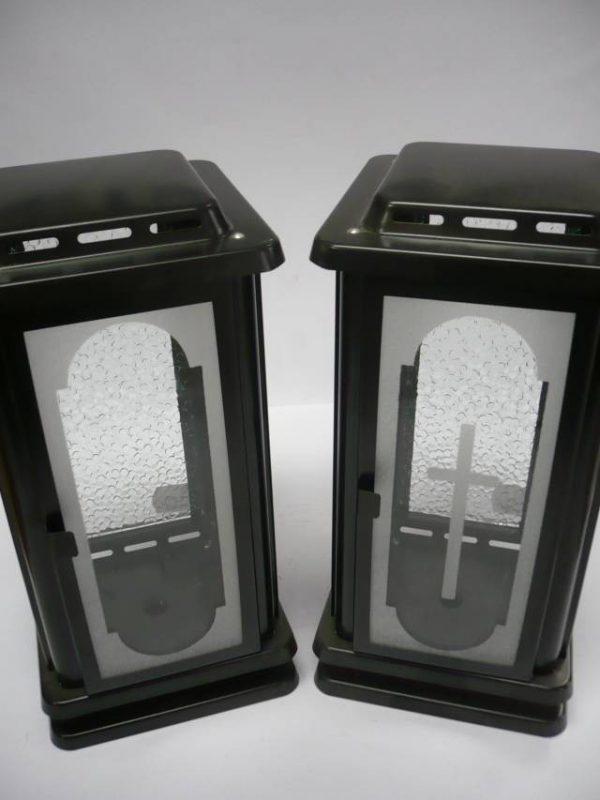 AMV - Lampáš - čierny, 01b