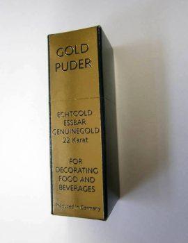 GOLDPUDER, 23 karát., 100 mg