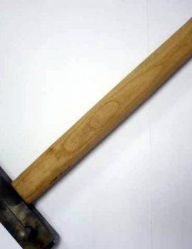 Štokovacie kladivo, ručné, 35 x 35 mm