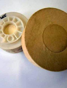 SF-Leštiaci kotúč (plsť), priem.130mm, rýchloupínanie