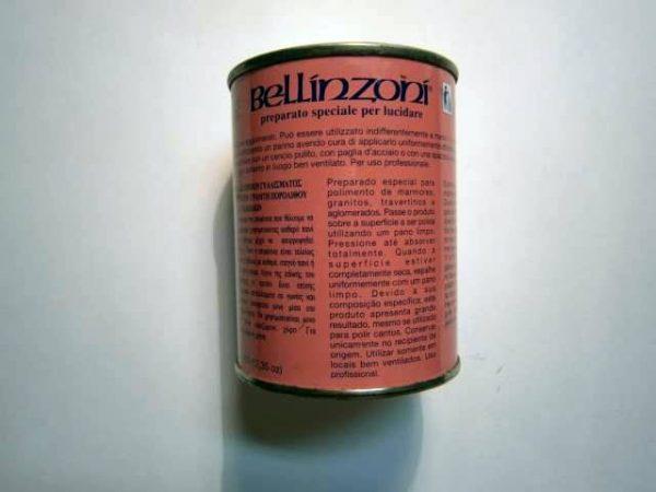 Bellinzoni - leštiaca a konzervačná pasta, transparentná, 350 g
