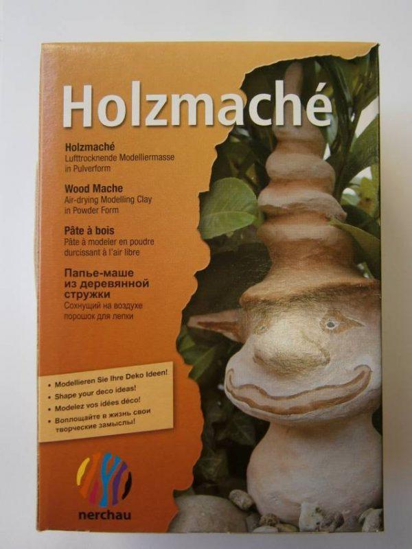 Holzmaché - modelovacia hmota