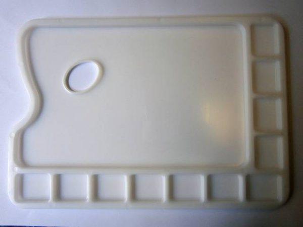 Plastová paleta, 34 x 23 cm