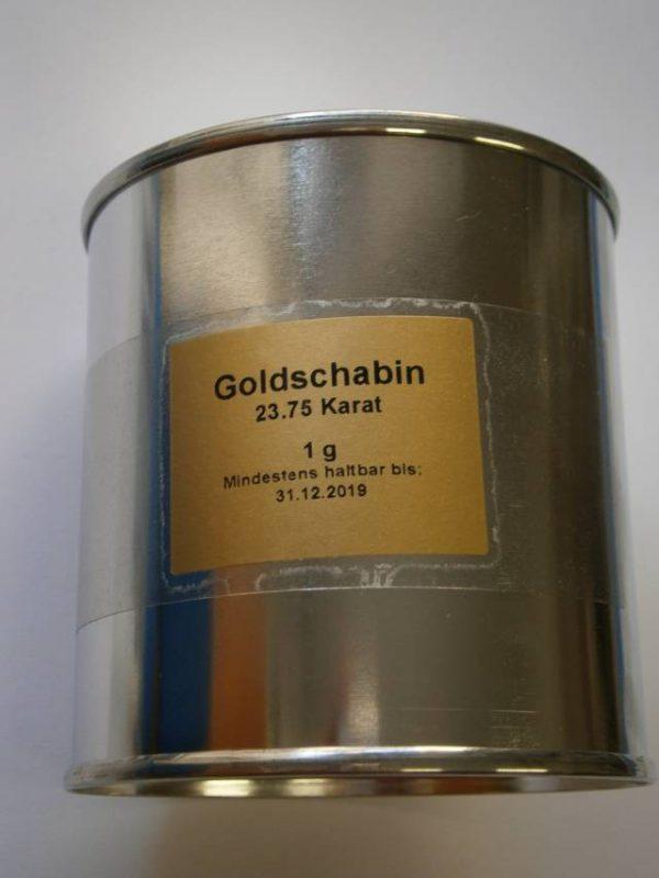 Zlaté vločky 23 3/4 karát., 1 g