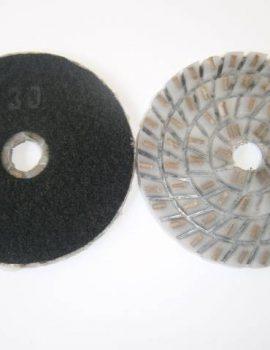 Hrubovací kotúč - flexi, suchý zips, zrn.30
