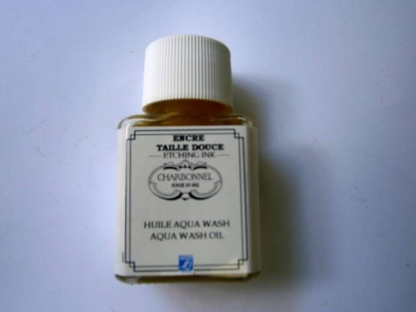AQUA WASH OIL-vodou umývateľný olej, 75 ml