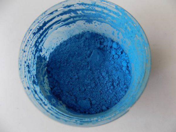 Pigment Kremer, 50 g, MODRÁ SVETLÁ