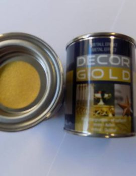 Decor Gold- Rich gold,125 ml