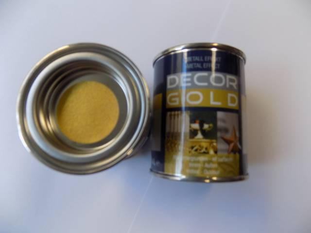 Decor Gold- Rich gold,125 ml