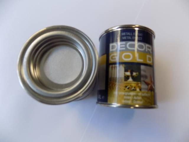 Decor Gold - Silver, 125 ml